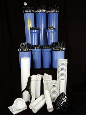 High Quality Water Filter Housing