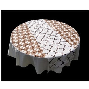 Highly Famous Round Table Linen