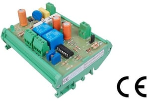 Two Stage Voltage Sensing Relay