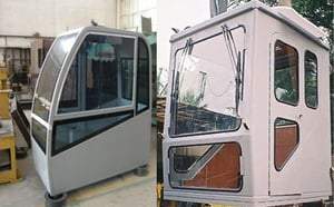 Low Price Operator Cabins