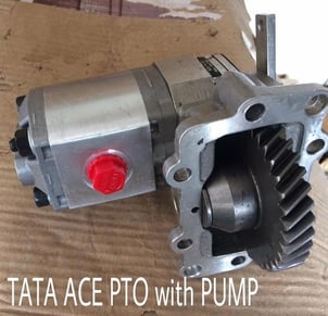 Tata Ace PTO with Pump