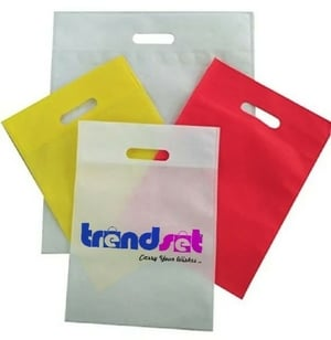 D And U Cut Non Woven Bags