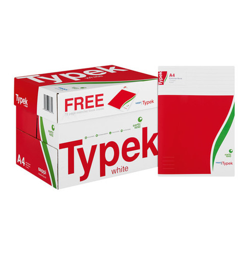 TYPEK Photocopy Printing A3 Copy Paper 80gsm 75gsm 70gsm A4 White Copier Paper