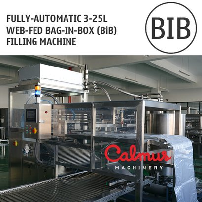 Fully-Automatic 3-25L Bib Water Beverage Oil Filling Machine Certifications: Ce