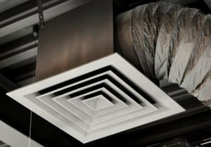 AC Ducting System for Humidification