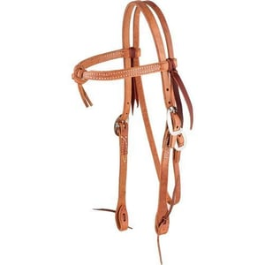 Brown Horse Headstall