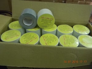 Industrial Pipe Wrapping Tapes