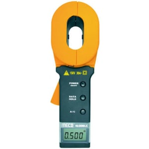 Earth Resistance And Leakage Current Tester