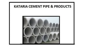 Heavy Duty Cement Pipes