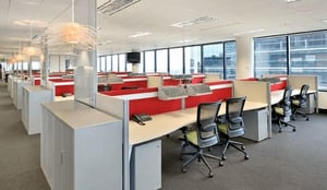 Turnkey Interior Services For Corporate Offices