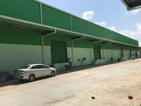 Warehouse Or Industrial Shed Rental Service