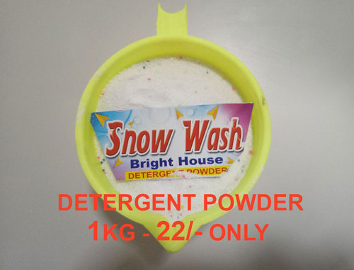 Washing Machine Detergent Powder