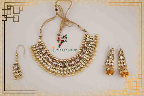 Designer Traditional Necklaces Set