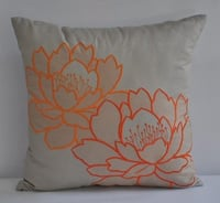 Hand Woven Embroidery Cushion