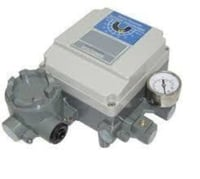 Electro Pneumatic Valve Positioner With Junction Box