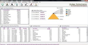 Embroidery Jobwork, Billing And Accounting Software