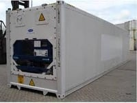 Modern Reefer Containers Services