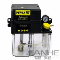 Lubrication Pump AC220V FLS-3D 3L Oil Pump For Cnc Router With Digital Electronic Timer