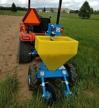Automatic Potato Planter With Minimal Wastage