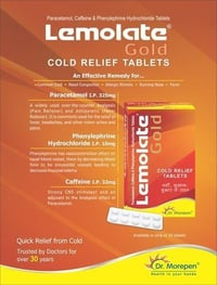Cold Relief Tablets