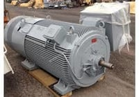 Used 1000 Hp Electric Motor