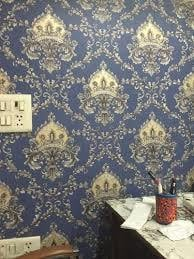 Imported Decorative Printed Pattern Wallpapers