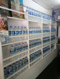 Packaged Drinking Mineral Water