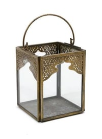 Antique Brass Lanterns
