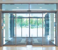 Auto Frame Sliding Door