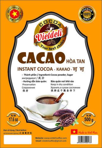 Instant Cocoa Powder