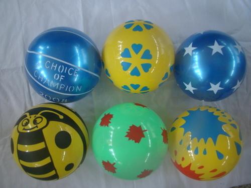 Durable PVC Inflatable Balls