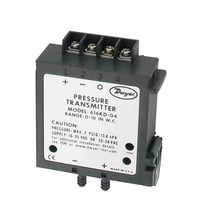 Low Differential Pressure Transmitter (616KD)