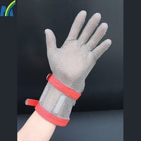 Stainless Steel Chain Mail Gloves
