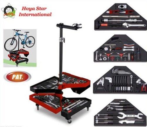Taiwan Made 70 pcs Bike Tool Box Sets
