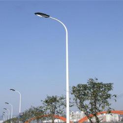 Conical Street Light Poles