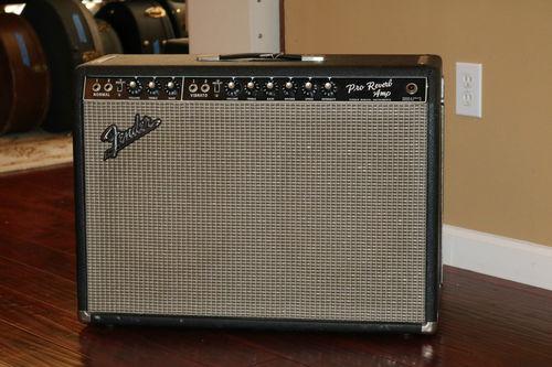 Fender Pro Reverb Guitar Amplifier