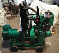 High Performance Diesel Generator