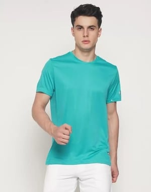 Round Neck Dry Fit T Shirt (Adidas)
