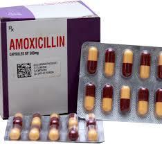Amoxicillin Trihydrate Tablet