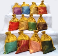 Colorful Designer Potli Bags