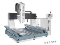 Ring Die Flange Hole Keyway Milling Machine for Feeding and Biomass Pellet Mill