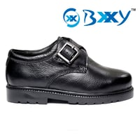 Leather Boys School Shoes