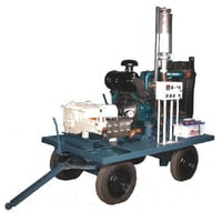Trolley Mounted Pump With Affordable Costs