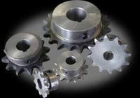 Highly Durable Duplex Sprockets