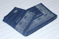 Hand Block Printed Bed Cover