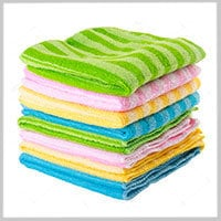 Economical Embroidered Bath Towel