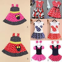 Smooth Finishing Fancy Baby Dress