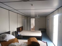 Durable Prefabricated Bunk House