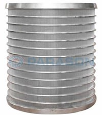 High Performance Slotted Screen Basket