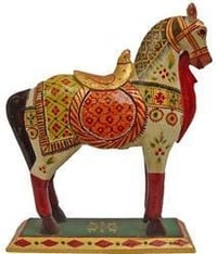 High Quality Wooden Horse
